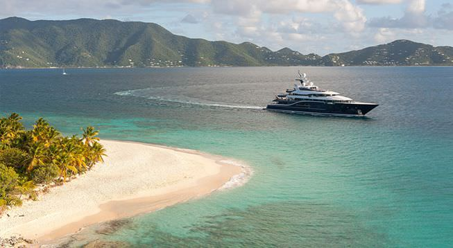 Solandge Arrives in Caribbean for